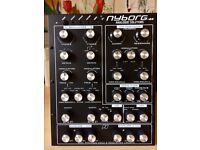 Analogue Solutions Nyborg-24 *Compact monophonic analogue synthesiser*