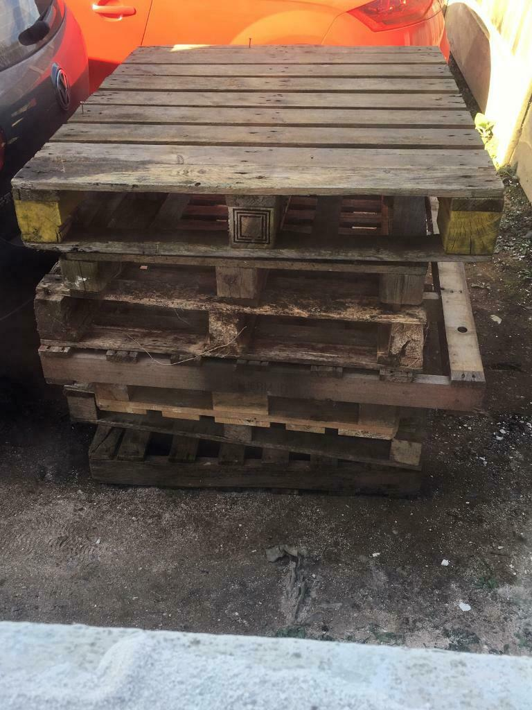 Free to collect 6 pallets NO DELIVERY | in Sherwood ...