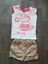 Girls clothes bundle 3-4 and 4-5 yrs