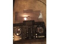 Pioneer XDJ-RX with decksaver.