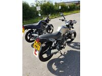 Zontes 125cc Motorcycle