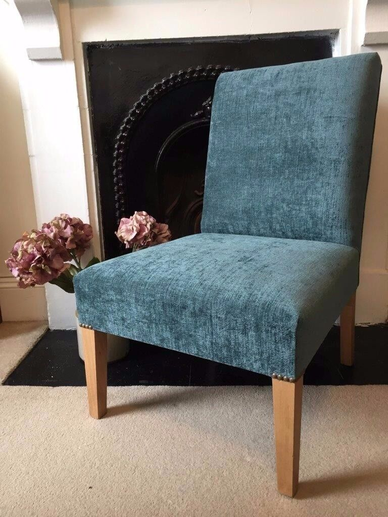 Upholstered Low Level Nursing Chair - Brand New