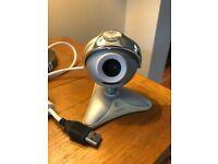 Logitech QuickCam Zoom J2745 USB 640x480 Webcam V-UW21