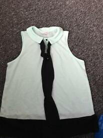 Size 10 top