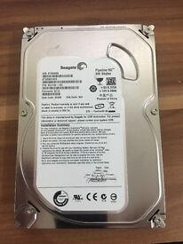Seagate Hard Drive 320GB Capacity PC/Laptop/Computer/NAS