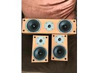 Gale series 30 100w Surround Sound Speakers