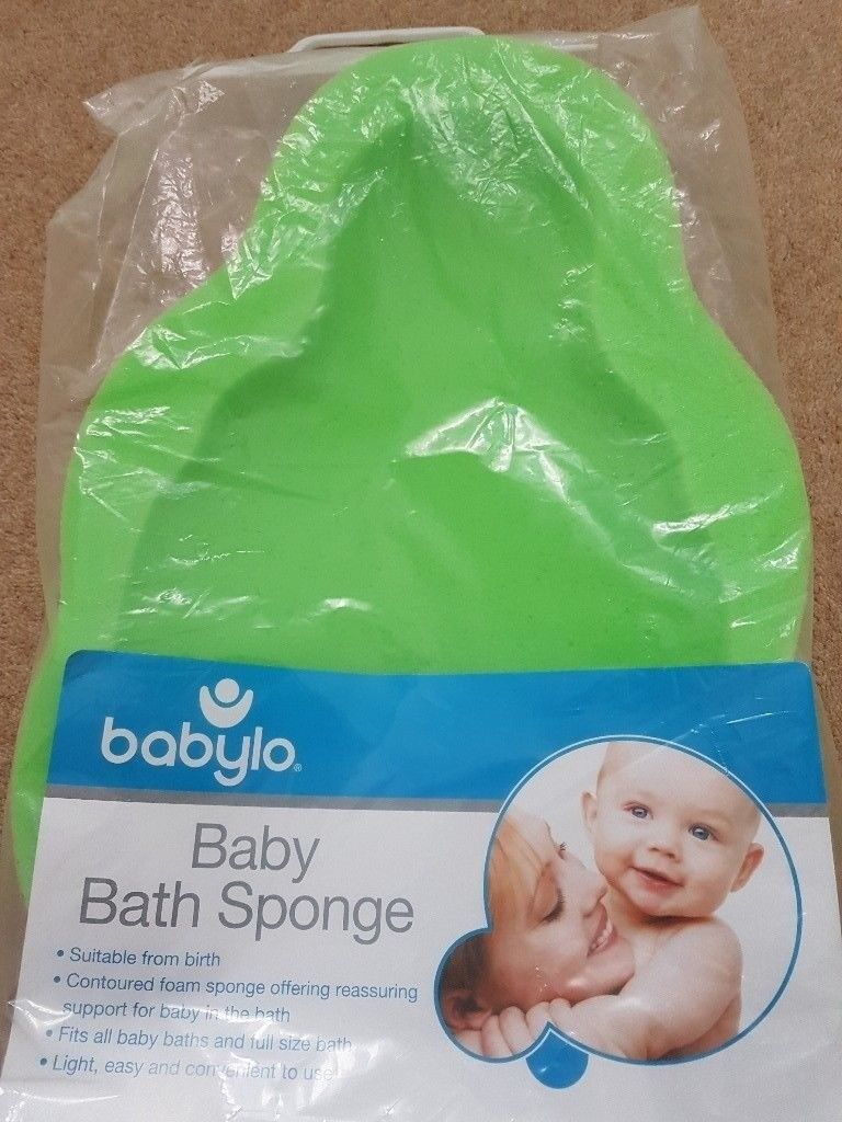 Bath tub and baby support sponge for sale | in Watford ...