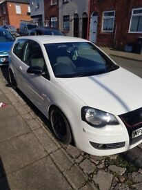 **VW POLO GTI** FOR SALE ** IDEAL for first car or car lovers