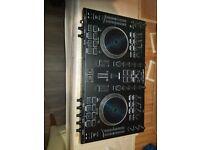 Denon MC4000 dj controller 18mounths old