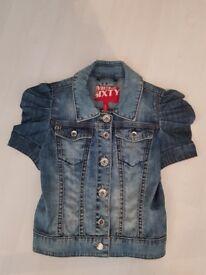 Girls Miss Sixty denim jacket