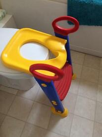 Toilet Training - Seat / Step