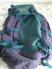 Berghaus rucksack backpack