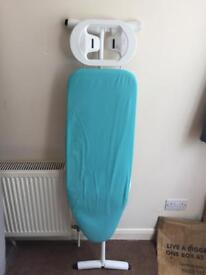 Ironing board with cover for sale