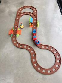 ELC Happyland Train with Extension