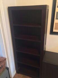 bookshelf for sale chunky wood bookcase bookshelve
