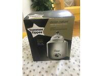 Tommee tippee bottle and food warmer