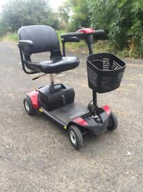 GOGO ELITE TRAVELLER PLUS CAR BOOT MOBILITY SCOOTER