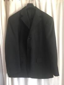 Taylor & Wright Black Men's Suit Jacket