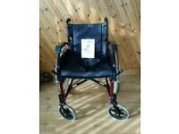 Roma Medical lightweight manual wheelchair