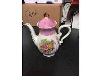 Vintage Teapot/Coffeepot