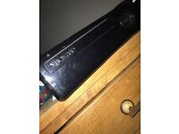 Xbox 360 slim and 10 games including FIFA