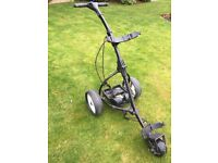 Model S Motocaddy in black for sale.
