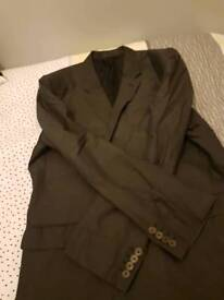 Calvin Klein men's grey jacket