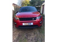 Land Rover, DISCOVERY SPORT, Estate, 2016, Other, 1999 (cc), 5 doors
