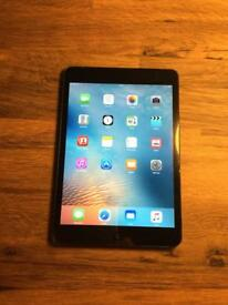 Apple iPad Mini 1 Generation 16 GB WiFi + Cellular ( unlocked) 7.9in Black