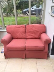 Laura Ashley 2 seater sofa.