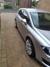 2011 Seat Leon 1.6 TDI, Silver, Excellent Condition
