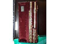 Jupiter Flute with hard case