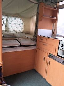 2004 Pennine Pullman 535 Folding Camper