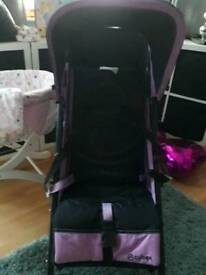 Pushchair great condition