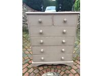 Painted chest of drawers for sale