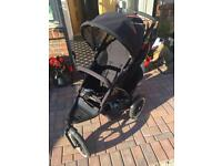 Phil & Teds Sport double buggy/pram. Excellent condition. Hardly used.