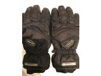 Reusch men's snowboarding gloves (size 8 - small)