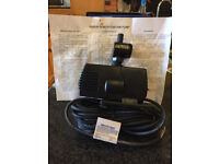 Pond Submersible Pump - Resun King 2 Brand New and boxed