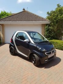 Smart car 2014 - panoramic roof