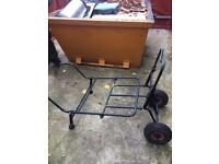 Fishing trolley for sale