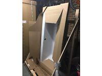 Brand New Double Ended, Square Bath Tub - 1700mm x 750mm. Victorian Plumbing