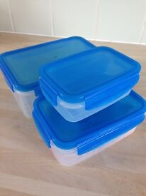 Container Food Storage