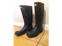 Argyll Wellington boots size 7 never used