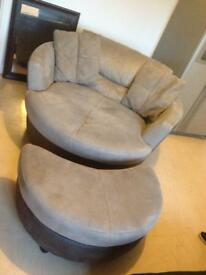 Swivel chair £150 O.N.O