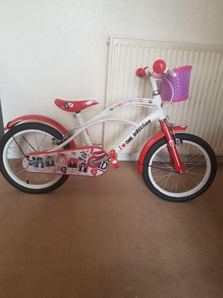Girls One Direction Bike In Dundee Gumtree