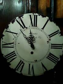 TOWCESTER AND CO. VINTAGE STYLE CLOCK