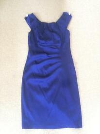 Jazz designer ladies evening dress size uk 10