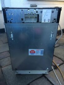 **BOSCH**INTEGRATED**SLIM LINE DISHWASHER*45CM**ENERGY RATING: A+**COLLECTION\DELIVERY**NO OFFERS**