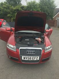 Audi A6 limited edition, 2.0L FULL SERVICE HISTORY, LOW MILEAGE