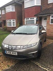 Honda civic 1.4, 2 previous owners.
